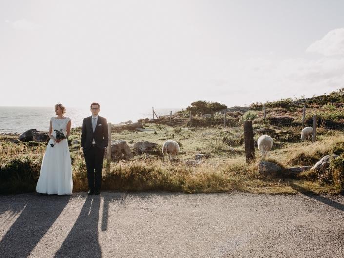 AFTER WEDDING SHOOTING IN SCHWEDEN