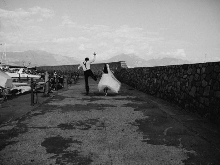 Hochzeit in Süditalien